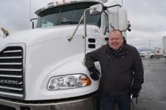 Le camionneur miraculé
