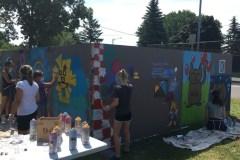 L'art d'éliminer les graffitis