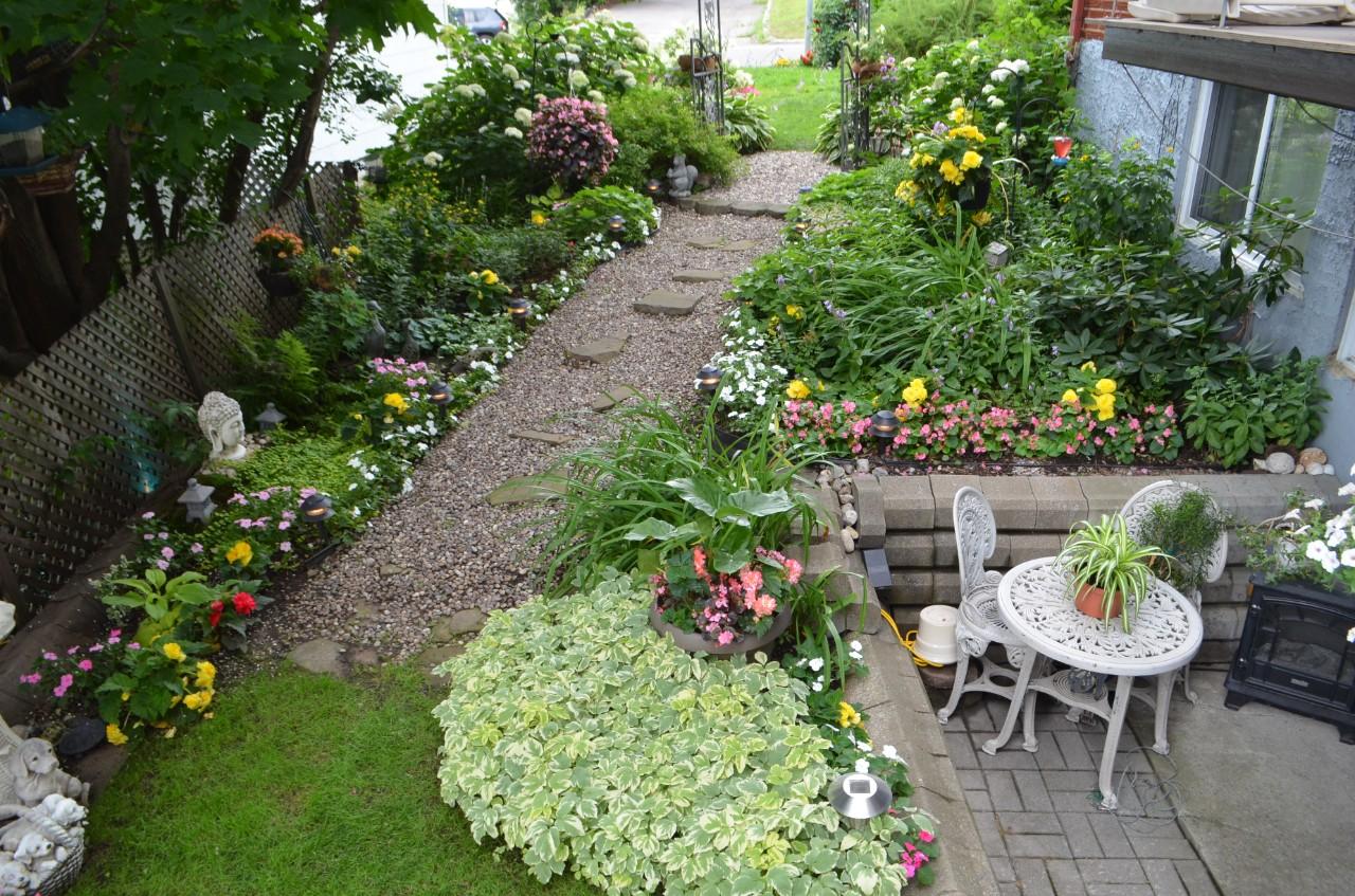 Le plus beau jardin de Québec» – Quebec Hebdo