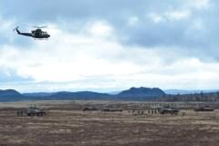 Plus d'un millier de soldats canadiens en exercice