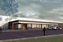 Wendake prévoit ouvrir son aréna en 2017