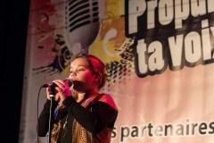 Danika Gagnon à Propulse ta Voix