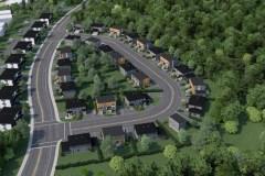 Un développement de 50M$ à Saint-Émile