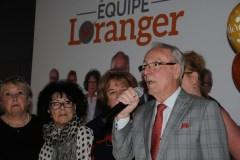 Émile Loranger facilement réélu