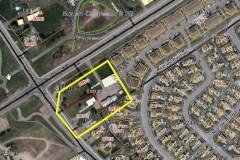Développement résidentiel coin Chauveau et Saint-Jacques