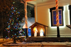 Maison O'Neill: «C'est une fête de la lumière» – Mario Vien