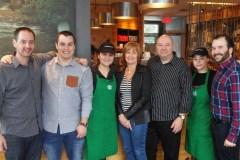 Starbucks l'Ormière aide des démunis