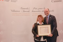 Le Pivot, récipiendaire du Prix Bénévolat Canada