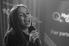 Une jeune chanteuse de Neufchâtel se démarque à Trois-Pistoles