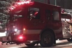 Incendie dans un garage du secteur Lebourgneuf