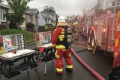 Incendie maîtrisé dans Lebourgneuf