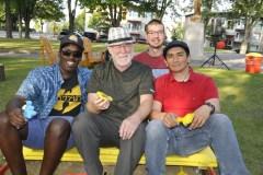 Place éphémère de L'Île à Vanier: Le pivot multiculturel du quartier