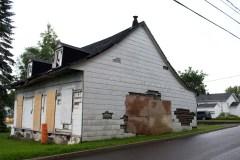 La maison ancestrale de la Côte des érables dérange toujours