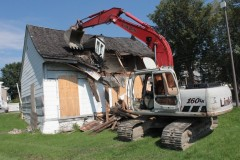 Le 9045, rue de Grandmaison sous le pic des démolisseurs