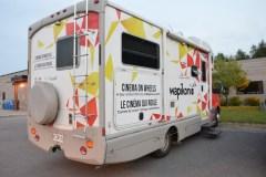 Arrêt à Wendake pour le Wapikoni mobile