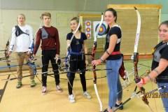 Sept archers se distinguent à Loretteville