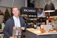 Ricardo s'installe à Québec