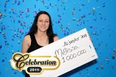Une autre millionnaire à Québec