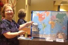 Michelle Gagnon raconte l'Italie