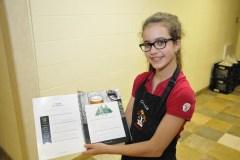 Des élèves transformés en cuisiniers