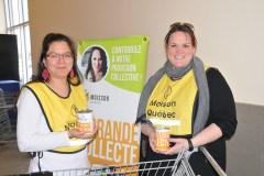 Le Comptoir Agoshin soutient Moisson Québec