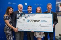 La Fondation CERVO reçoit 120 000$