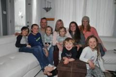 Les Pelletier, une famille nombreuse et heureuse