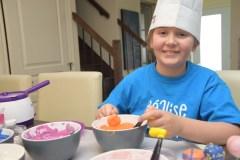 Passionnée par la pâtisserie et l'entrepreneuriat à 9 ans