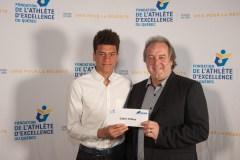 Cocktail printanier de la FAEQ: deux athlètes de Québec boursiers