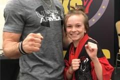 Trois jeunes aux championnats mondiaux de karaté