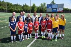 Infrastructures sportives et récréatives: Québec investit 158M$
