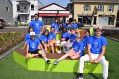 Coopératives jeunesse de services: des jeunes prêts à relever leurs manches