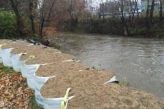 Contrer les inondations de la rivière Lorette