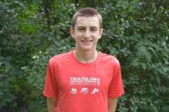 Nicolas Harvey, triathlète accompli