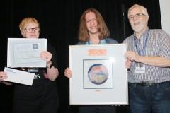 Justin L. Lebrun remporte le prix Pléiades