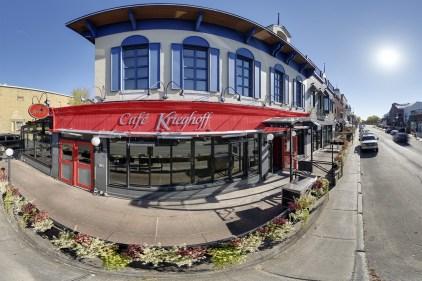 Aventure écourtée pour le Café Krieghoff sur l'avenue Maguire