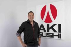 Aki Sushi poursuit son raz-de-marée provincial