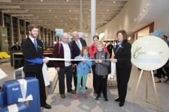 La nouvelle aérogare de Québec reçoit ses premiers passagers