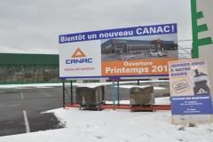 Canac remplacera BMR à Saint-Augustin