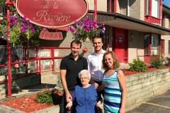 Simonne Giguère fête ses 100 ans