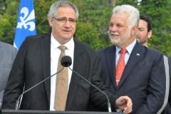 Éric Tétrault: sa campagne ne pouvait plus durer, dit Couillard