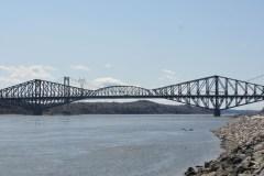 Célébrations du centenaire du pont de Québec