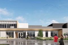 Rénovations de 9M$ au Centre sportif de Garneau