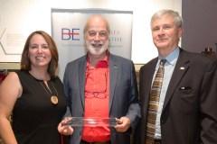 Pierre Martel reconnu bénévole expert