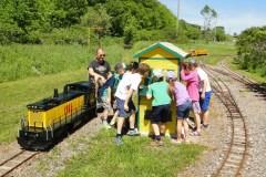 Les amateurs de trains ont rendez-vous à l'Action de grâce