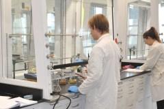 Laboratoires ultramodernes pour la relève scientifique