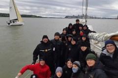 36e croisière pour la marine de Cap-Rouge