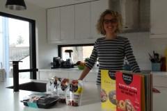 Madame Labriski réinvente la cuisine santé