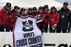 Les filles du R&O championnes de cross-country