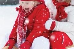 Occasions de profiter de l'hiver en famille